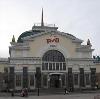 Железнодорожные вокзалы в Беркаките